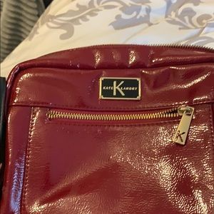 Red Mate Landry shoulder bag